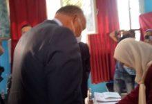 Photo of وزير الخارجية يدلى بصوته فى انتخابات الشيوخ بالقاهرة الجديدة