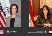 Photo of الدكتورة رانيا المشاط تثمن جهود مديرة الوكالة الأمريكية للتنمية فى تعزيز التعاون