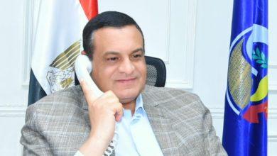 Photo of محافظ البحيرة يهنئ اوائل الثانوية العامة من ابناء المحافظة