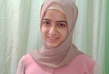 Photo of علا الاولى ادبي على الثانوية العامة بمحافظة القليوبية