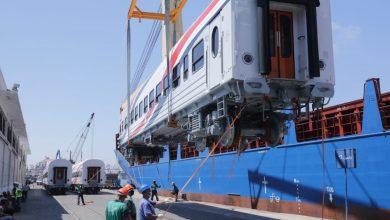 Photo of وصول دفعة جديدة من عربات ركاب السكك الحديدية الروسية الجديدة