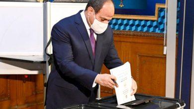 Photo of الرئيس السيسي يدلي بصوته في انتخابات مجلس الشيوخ