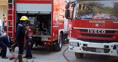 Photo of نشوب حريق داخل منزل فى الحوامدية