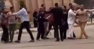 Photo of إصابة ربة منزل وعامل فى مشاجرة بسوهاج