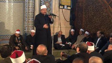 Photo of الأوقاف المصرية تفتتح 130 مسجدا اليوم و70 يوم الجمعة المقبل