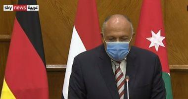 Photo of وزير الخارجية يحذر من العواقب الوخيمة للانسداد السياسي فى الشرق الأوسط