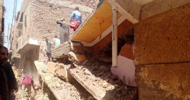 Photo of انهيار منزل في سوهاج ومصرع 6 وإصابة اخرين