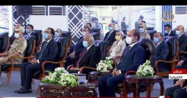 Photo of السيسي: أنفقنا 380 مليار جنيه لتطوير القاهرة