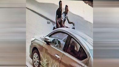 Photo of كلاكيت 100 مرة بمريوطية الهرم …فيديو.. لصان يسرقان حقيبة بها 40 ألف جنيه من سيدة