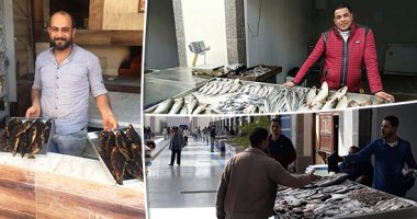 Photo of أسعار الأسماك اليوم بسوق العبور