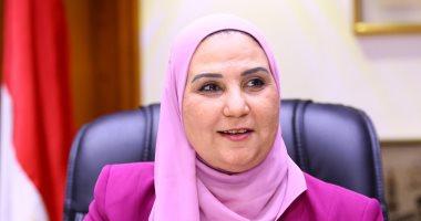 Photo of وزيرة التضامن تتفقد مشروعات الوزارة بالإسماعيلية