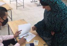 Photo of لليوم الثاني المرأة تتصدر المشهد في انتخابات مجلس النواب