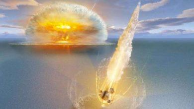 Photo of شاهد فيديو …انفجار نيزك كبير في السماء يثير رعب المواطنين