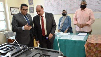 Photo of محافظ أسوان يتفقد لجان إنتخابات مجلس النواب 2020
