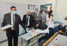 Photo of المحافظ :يتابع انتظام سير العملية التعليمية وتوزيع التابلت بمدارس دمنهور