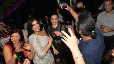 Photo of بالصور ..نور توفيق تتألق بملابس جذابه فى عيد ميلادها وسط حضور نجوم الفن