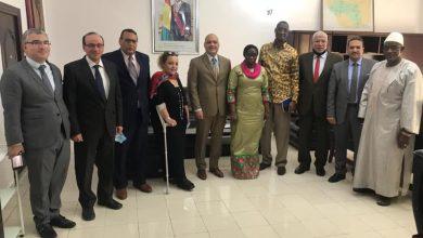 Photo of السفارة المصرية في غينيا تستقبل وفداً مصرياً لبحث التعاون الثنائي في مجال الطاقة