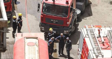 Photo of حريق داخل شقة سكنية فى المرج