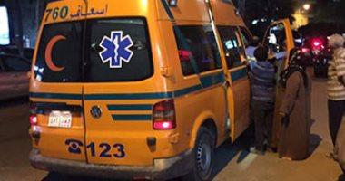 Photo of 4 وفيات وإصابة 9 أشخاص فى حادث تصادم مينى باص وتوك توك بالبدرشين