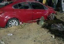 Photo of مصرع 4 أشخاص وإصابة 11 فى حادث تصادم بطريق السلام بالسويس