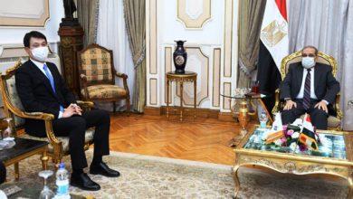 Photo of وزير الإنتاج الحربى يناقش مع سفير كوريا الجنوبية سبل تعزيز التعاون