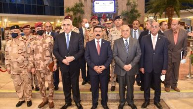 Photo of رئيس الهيئة العربية للتصنيع يبحث مع وزير الدفاع العراقى سبل التعاون المشترك