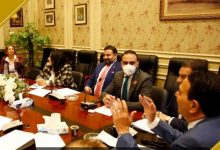 Photo of النائب محمد تيسير مطر يُشارك في الاجتماع الأول للجنة حقوق الإنسان بالبرلمان