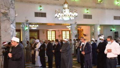 Photo of وزير الأوقاف يلقي خطبة الجمعة بالمسجد الجامع بأسوان