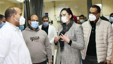 Photo of نائب محافظ البحيرة تتابع سير العمل وتوافر الأدوية و المستلزمات بمستشفى إيتاي البارود المركزي
