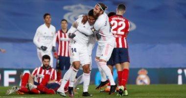 Photo of ريال مدريد يلتقي أتلتيكو مدريد فى ديربى الدوري الإسباني