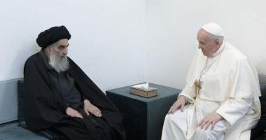 Photo of وصول البابا فرنسيس مدينة الموصل شمال العراق