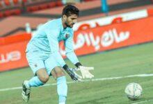 Photo of علي لطفي يقترب من حراسة مرمى الأهلي أمام الزمالك