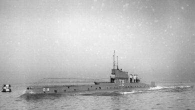 Photo of اكتشاف غواصة بريطانية عمرها 112 عاما في قاع المانش