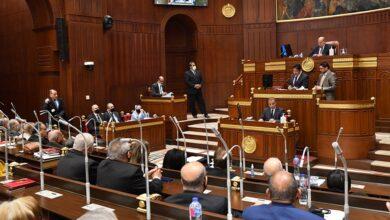 Photo of مجلس الشيوخ يعلن تأييده مبادرة الرئيس السيسي: تعبر عن موقف مصر الثابت بدعم غزة