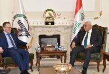Photo of بغداد وموسكو تبحثان التعاون العسكري بين البلدين