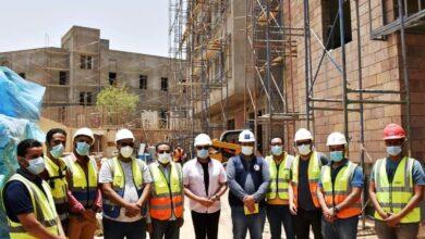 Photo of محافظ أسوان يتفقد مشروع إحلال وتجديد مجمع مستشفيات الحميات بتكلفة 144.5مليون جنية