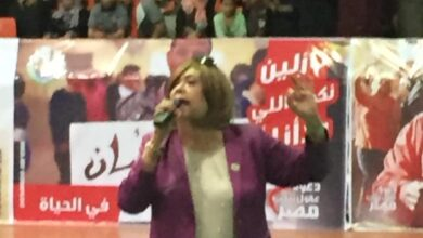 Photo of جيهان فؤاد:  قرار مايا مرسى بإقالتى وسام علي صدري