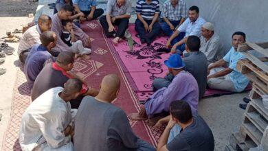 Photo of الإرشاد الزراعى بالبحيرة ينظم يوم حقل لمزاعى الذرة الشامية