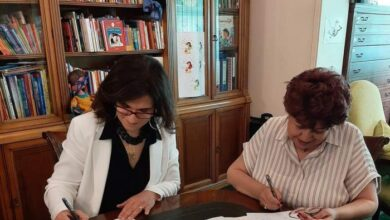 Photo of بعد مناشدتها لرئيس مجلس أمناء الجائزة.. كاتبة كبيرة تستخلص جائزة أدب الطفل من ساويرس