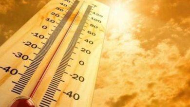 Photo of ارتفاع تدريجى بدرجات الحرارة بكافة الأنحاء الجمهورية