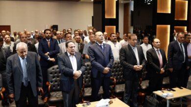 Photo of بالصور.. نقابة البترول تعقد ندوة تثقيفية لنقابيين القطاع العام