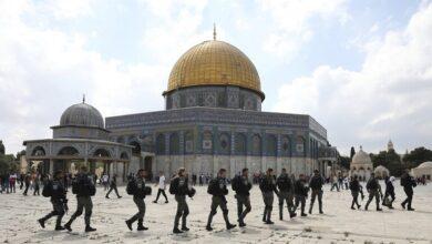 Photo of 529 مستوطنا يقتحمون المسجد الأقصى بحماية مشددة من القوات الإحتلال الإسرائيلية