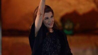 Photo of ماجدة الرومي بعد إغمائها علي المسرح : هكذا عُدتُ إليكم معكم يحلو مشواري