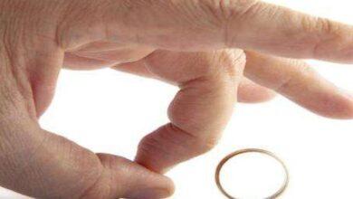 Photo of تقارير: أعلى نسبة للطلاق تقع من سن 30 إلى 35 سنة وبلغ عدد حالات الطلاق نحو 43 ألف و739 حالة عام 2020
