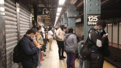 Photo of انفجار في محطة مترو بنيويورك والسبب دراجة هوائية!