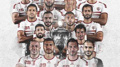 Photo of حزب ارادة جيل يهنئ الزمالك لفوزه ببطولة السوبر الافريقى فى كرة اليد