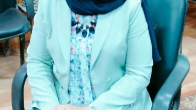 "Photo of الدكتورة "" نهال برتو "" مديرا لإدارة الإنتاج الحيوانى بزراعة البحيرة"