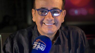 """Photo of أسامة منير يستعد لطرح أغنية جديدة بعنوان """"بنحسس ع الكلام"""""""