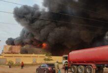 Photo of الحماية تدفع بسيارات إطفاء للسيطرة علي حريق نشب بمنزل بـ القناطر الخيرية