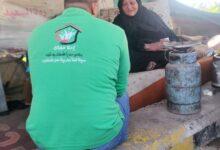 Photo of فريق برنامج حماية كبار بلا مأوى يصدر تقريرا بواقعة المسنة صباح المنشور علي صفحات الديوان